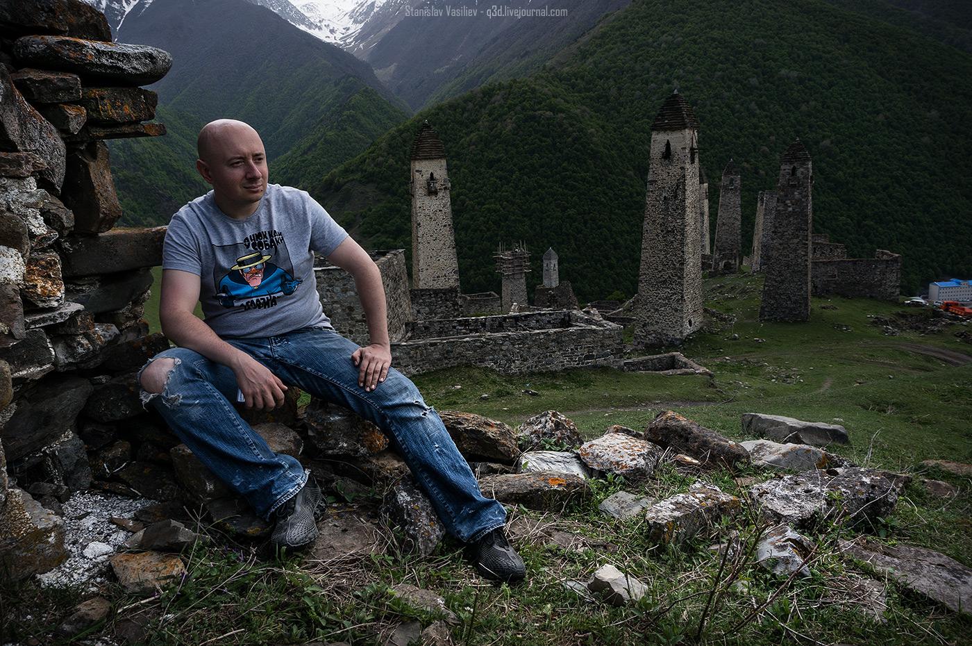 Tom Farr, футболки с персонажами мультфильмов, Ингушетия