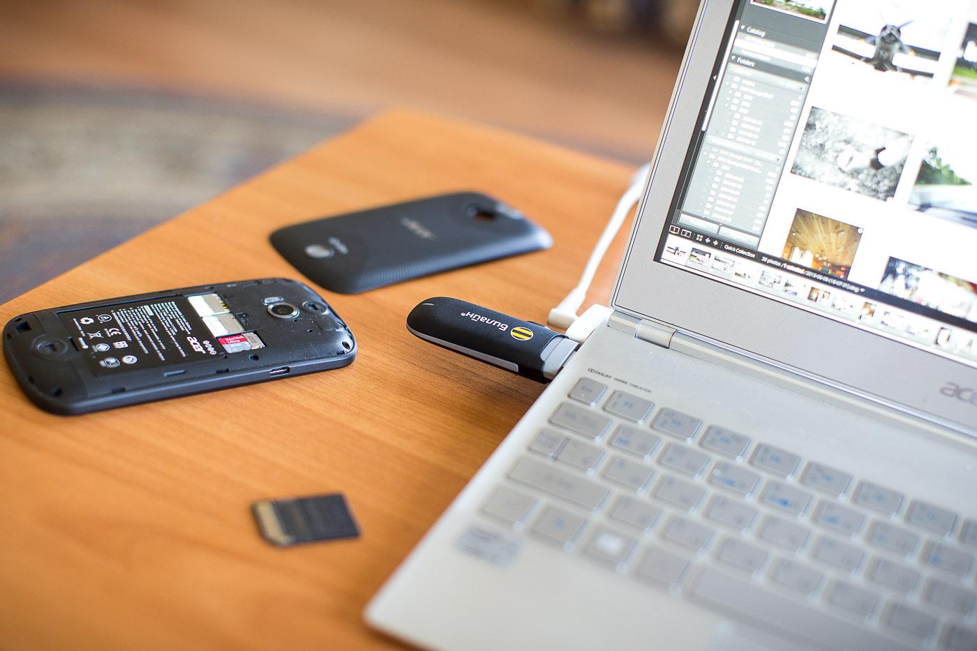 Билайновский USB-модем