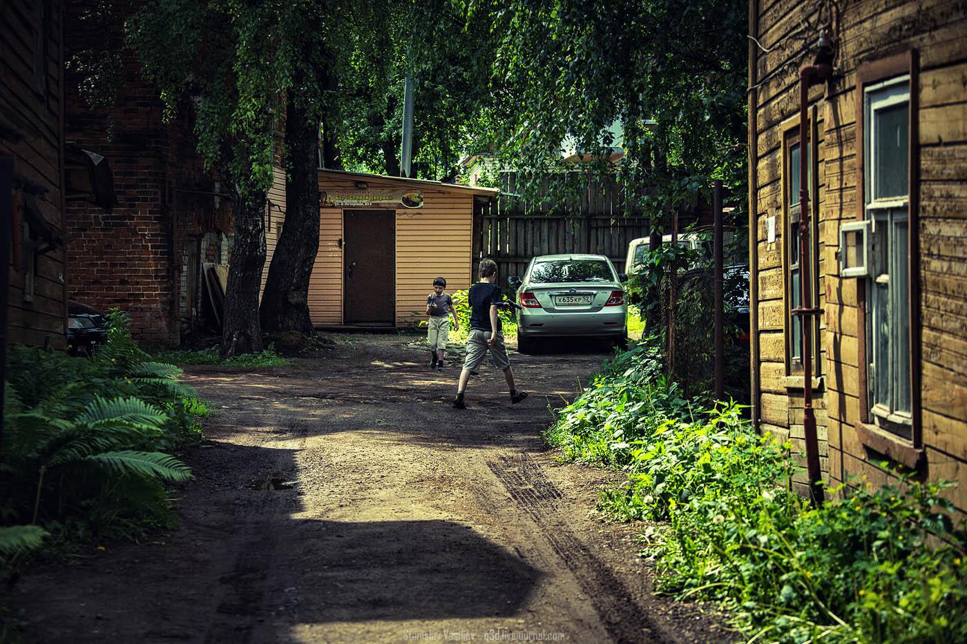 Экспедиция по Золотому кольцу - Нижний Новгород - День 4