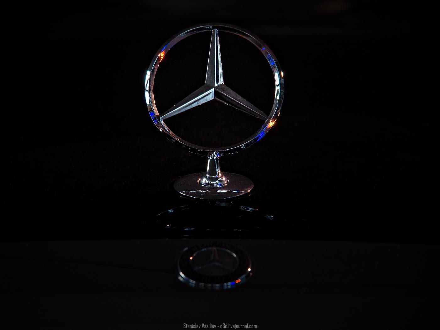 Новый Mercedes S-Class 2013