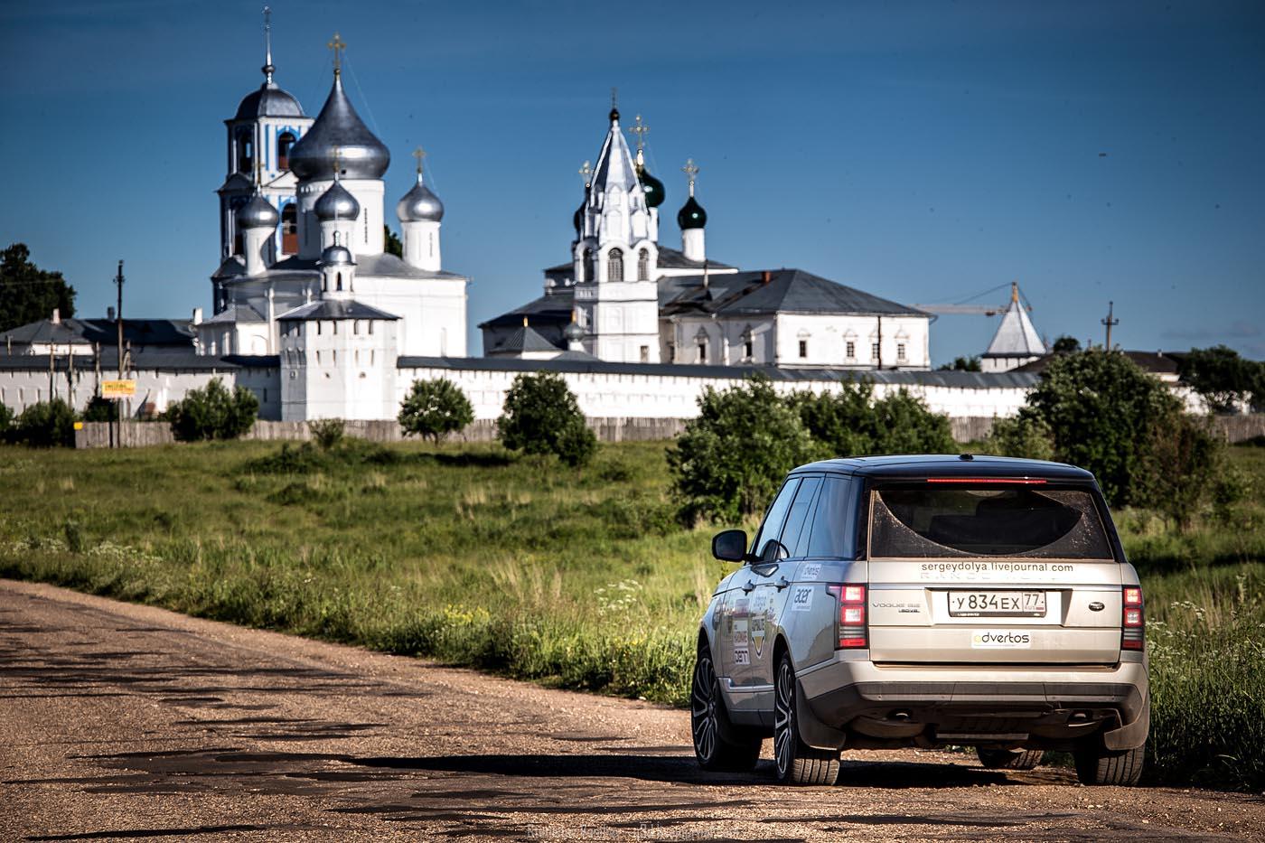 Золотое Кольцо - Переславль-Залесский - Путешествие