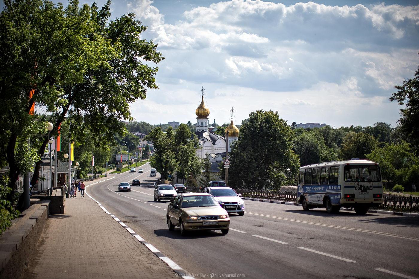 Золотое Кольцо - Сергиев Посад