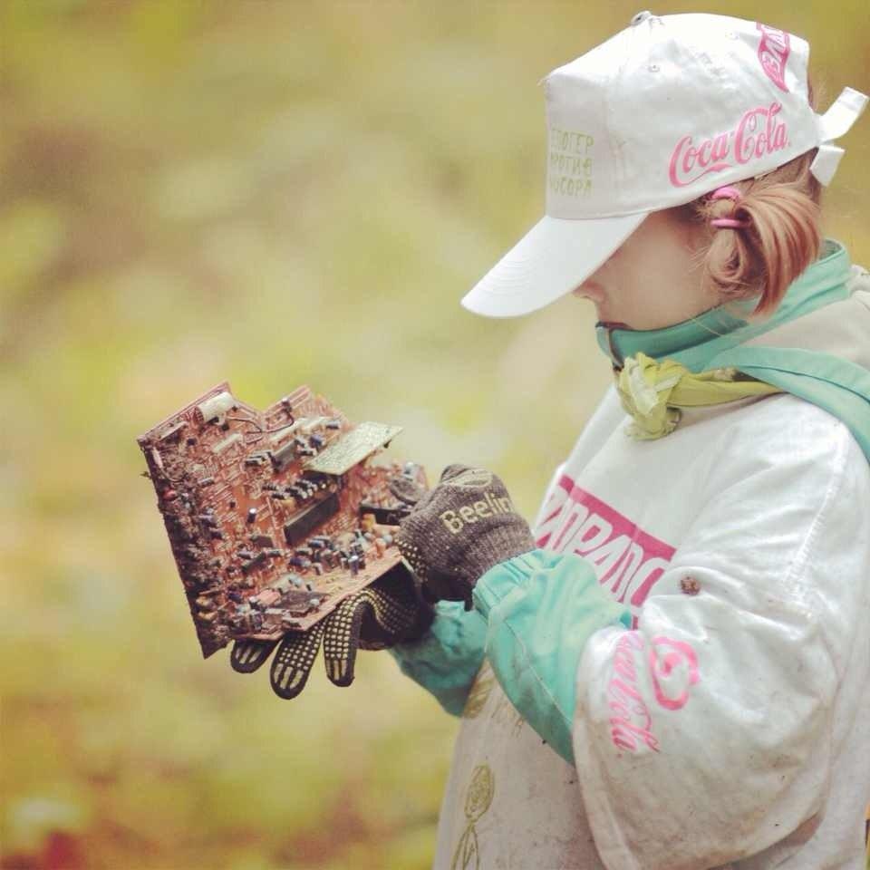 Блогер против мусора - 2013 - Щербинка
