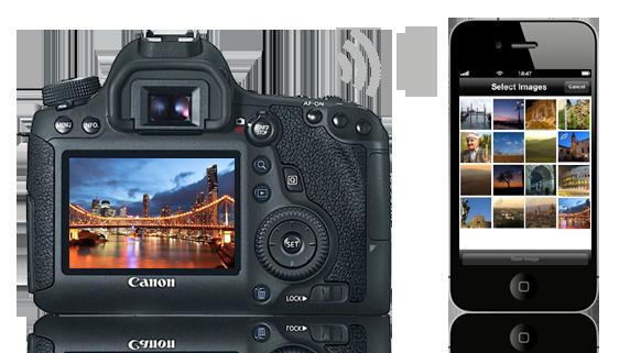 Canon EOS Remote