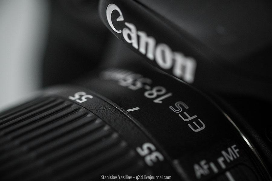 Canon 100D: обзор особенностей, моё мнение