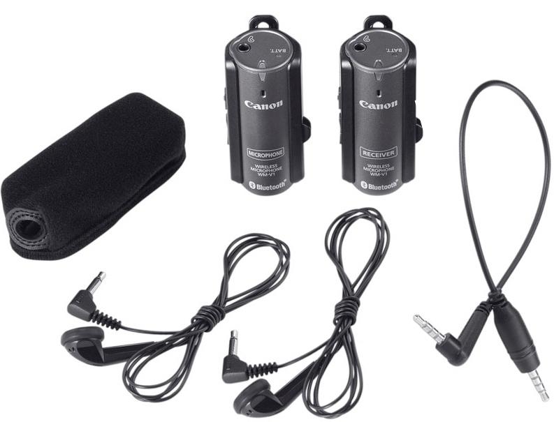 Внешний микрофон для видеокамеры