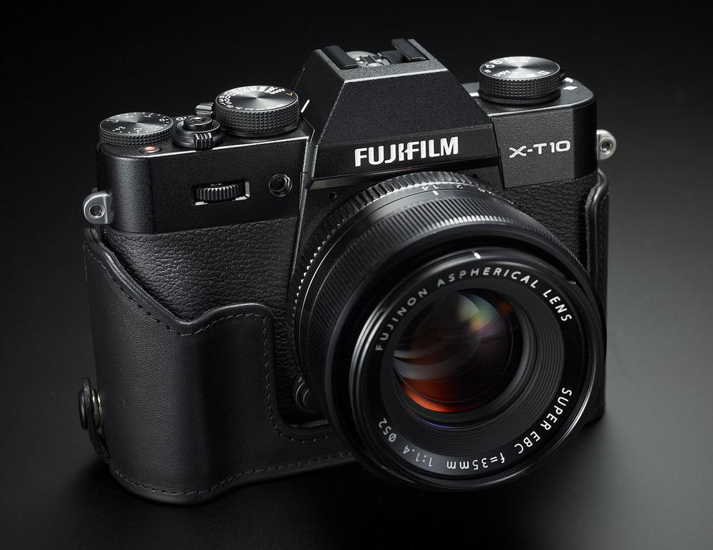 Fujifilm X-T10 - обзор особенностей и моё мнение