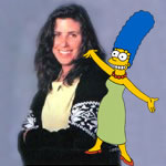 Julie Kavner / Marge Simpson