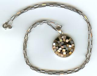 Lucky Poker Necklace