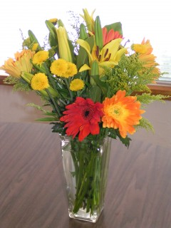 Get Well Flowers from Bliss 8