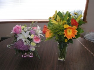 Get Well Flowers from Mother & Bliss