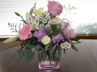 Get Well Flowers from Mother 8