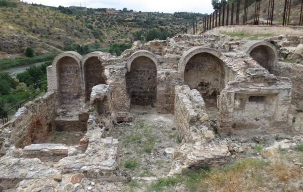 Roman Baths, Toledo