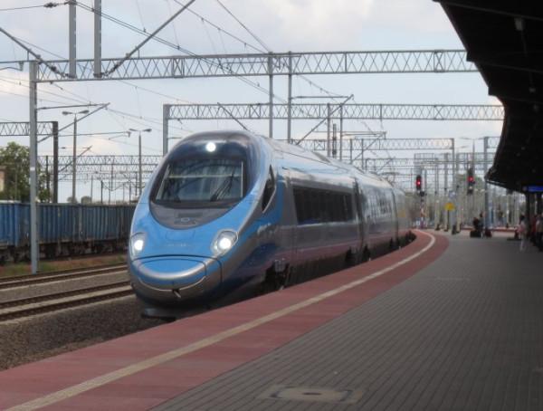 Polish Bullet Train