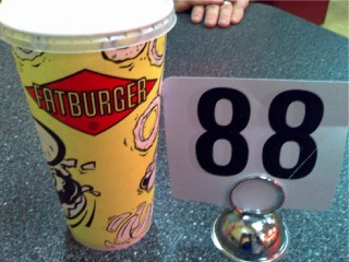 88 - Is the new bingo call Three Fat Burger