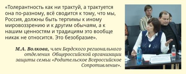 М.А. Волкова
