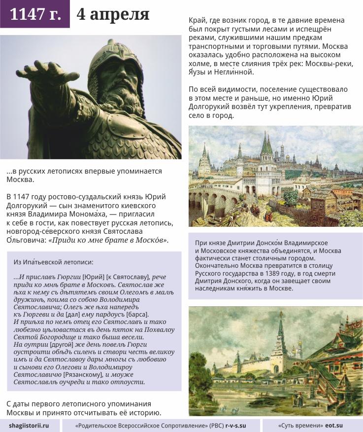 4 апреля, 1147 года