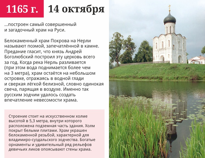 14 октября, 1165 года