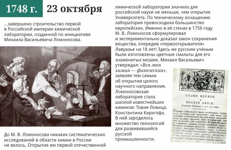 23 октября 1748 года