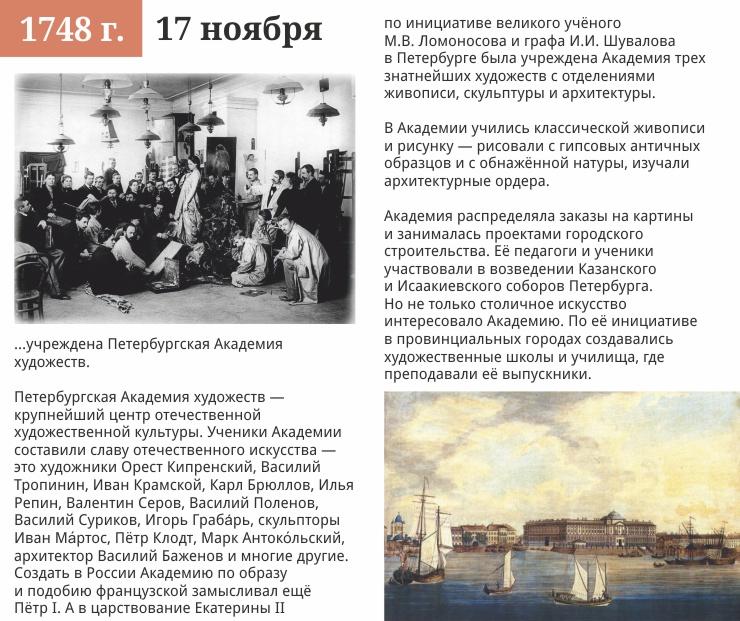 17 ноября 1748 года