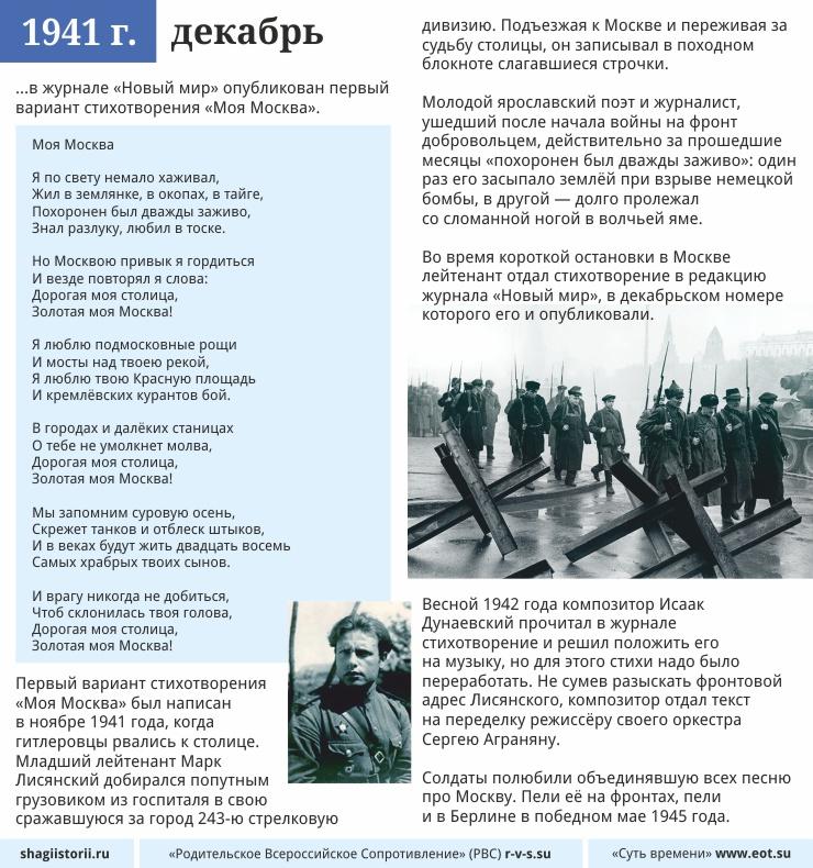 декабрь 1941 года