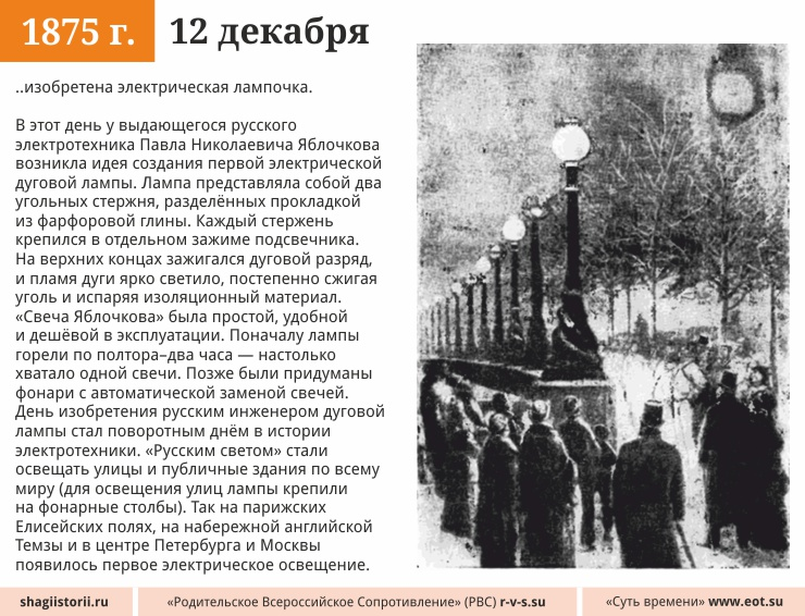 12 декабря 1875 года