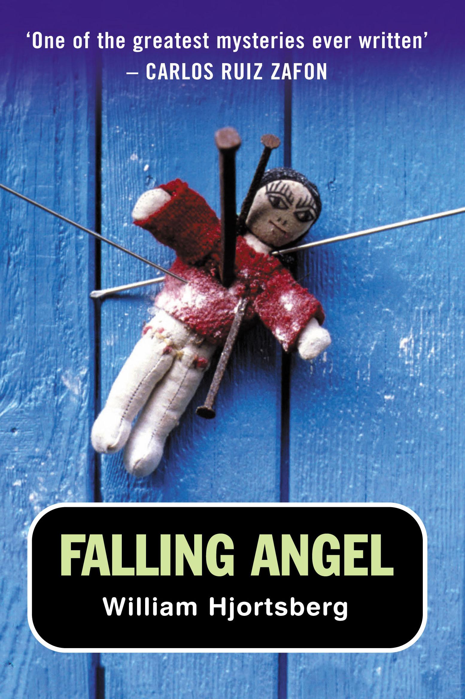 Скачать книгу уильяма хьортсберга падший ангел