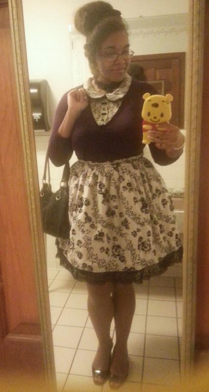 barely lolita