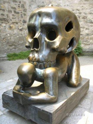 Скульптура в Праге
