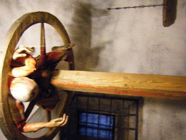 Музей пыток в Москве