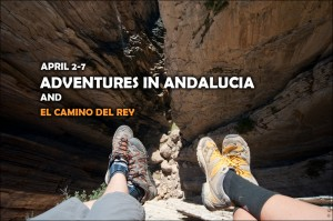 andalucia adventures in april