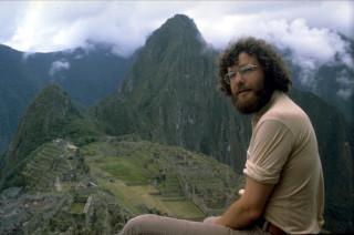 Alex at Machu Picchu (1980)