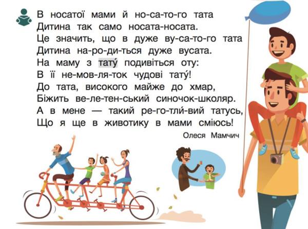 Украинский букварь