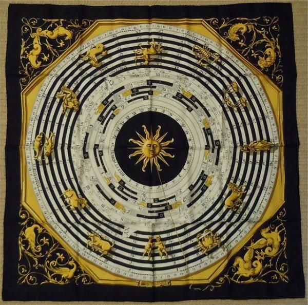 Carré Hermès - каре Гермес Astrologie