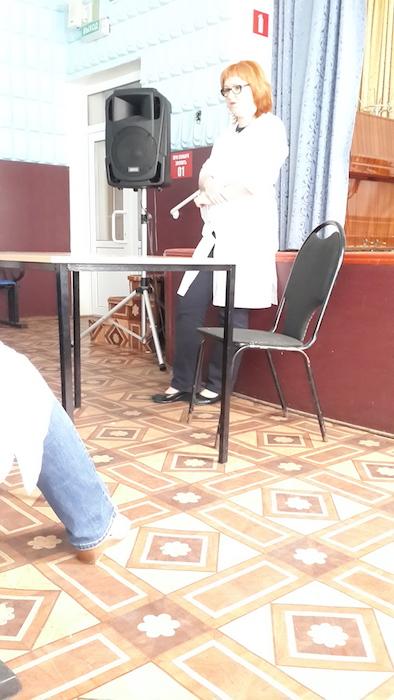 Один день организатора досуга в геронтологическом центре