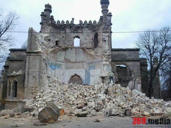 petrivka-ruina