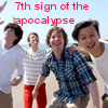 7th sign of the apocalypse icon