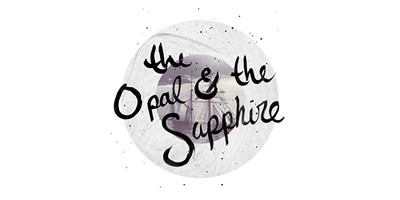 the opal and the sapphire banner
