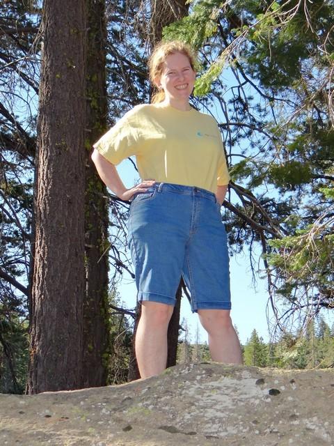 me at Silver Lake Campground, September 2016