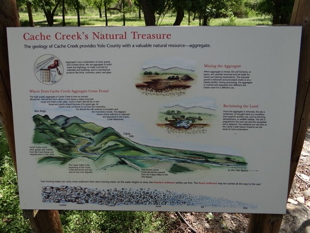 Cache Creek's Natural Treasure
