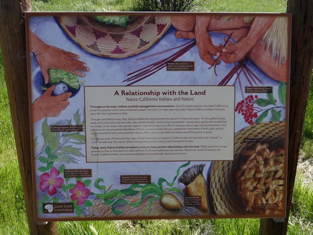 A Relationship with the Land