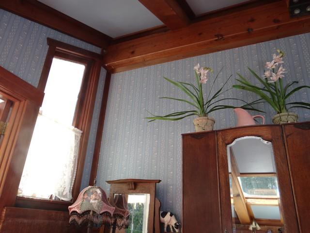 Blue Balcony Room