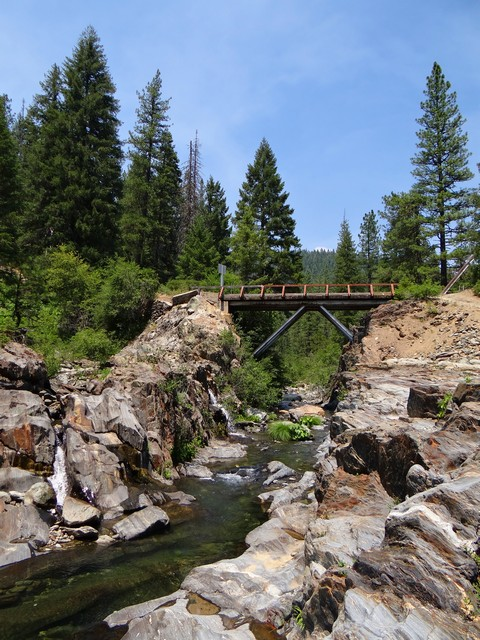 Slate Creek bridge