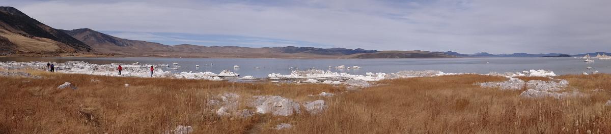 Mono Lake panorama