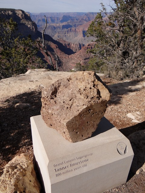 Grand Canyon: Trail of Time