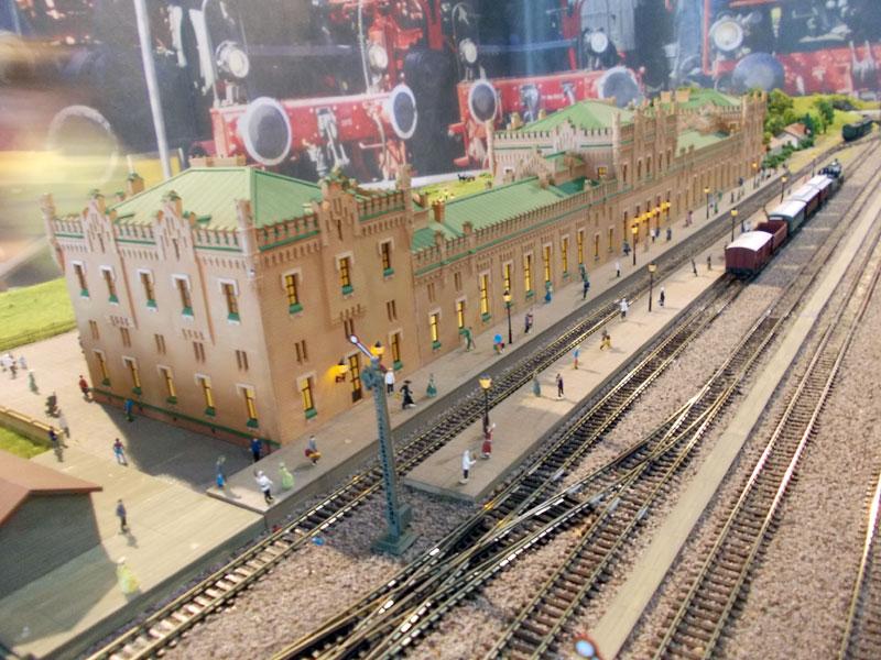 киевскими железнодорожными