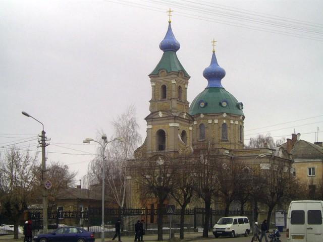Главная улица Бердичева