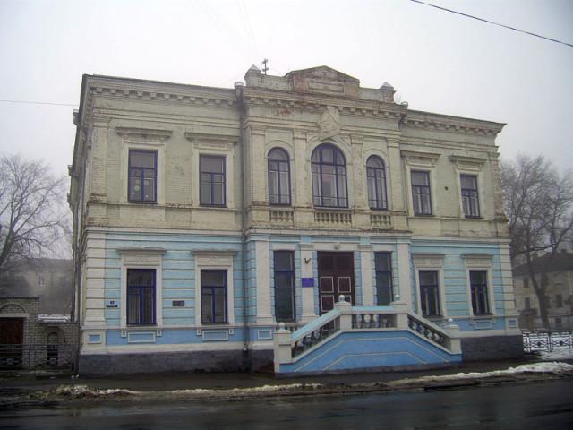 Улица Столярчука начинается от