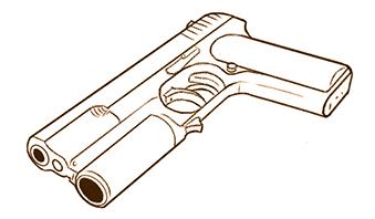 Divider-gun
