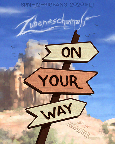On Your Way banner